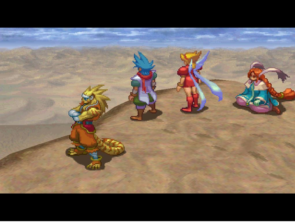 breath of fire 4 iso